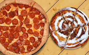 Legendary Deal 2 Pizza CinnaBread