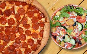 Legendary Deal 3 Pizza Salad